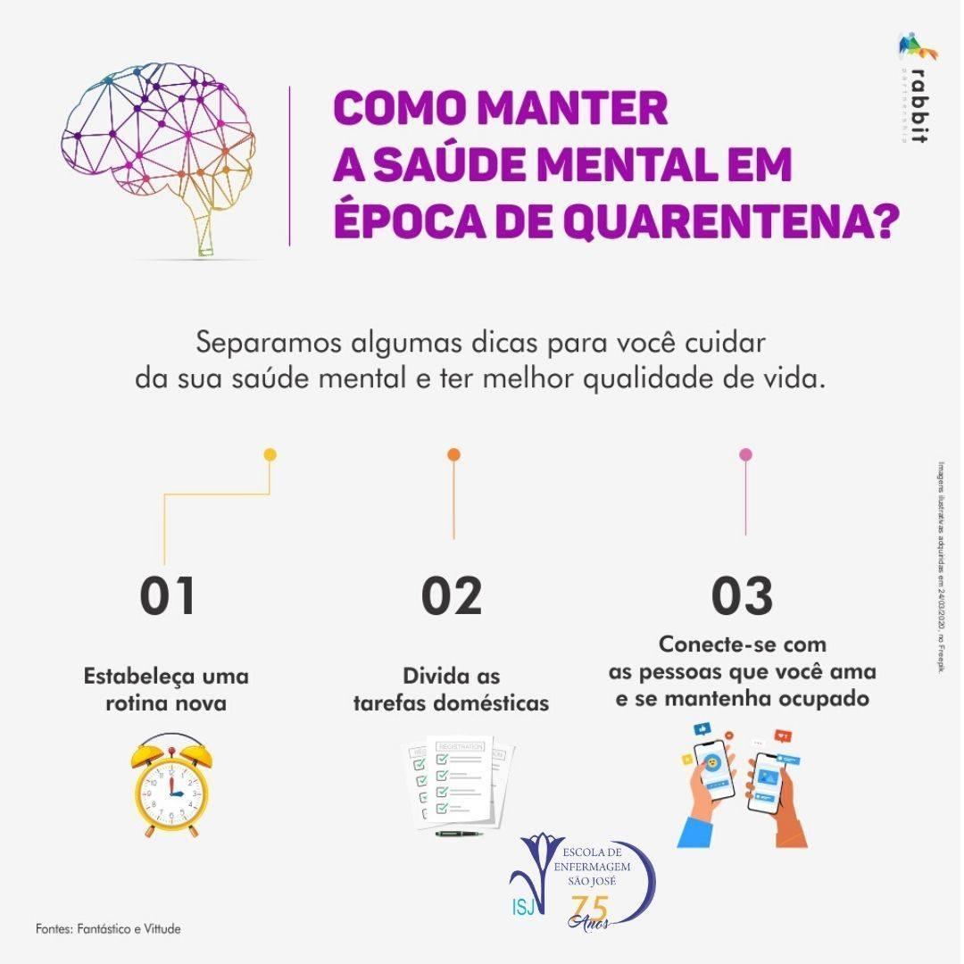 Dicas importantes para cuidar da sua saúde mental